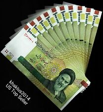 20 x 100000 (100,000) IRAN RIALS BANKNOTES KHOMEINI UNCIRCULATED [2 MILLION]