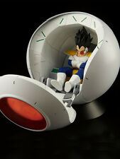 Saiyan Space Pod Vegeta Dragon Ball Z Bandai Figure Model Kit