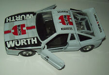 Burago-  Lancia Rally 037 Wurth 1/24