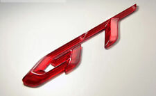 Tuning 3D GT Logo Emblem Clear Red For 09 10 11 12 Kia Forte Koup
