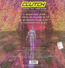 CLUTCH - I Love My Dreams - LUP