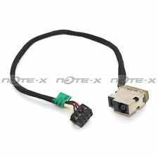 Original DC power jack plug in cable for HP 15-E 709802-SD1 90W 709802-YD1