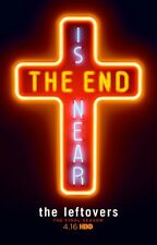 POSTER THE LEFTOVERS (USA, TV SERIES 2014-) THE END IS NEAR - US23CN