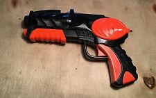 Laser Ray Phaser Toy Space Gun Vintage 80's With Lights Sound Vibration Effects!
