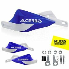ACERBIS 2015 RALLY 3 MOTOCROSS ENDURO MX HANDGUARDS BLUE YAMAHA YZ 125 YZ 250