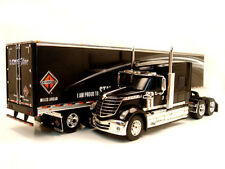 DCP INTERNATIONAL LONESTAR WITH PROMOTION VAN TRAILER 1/64 INTERNAL RELEASE