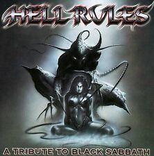 Hell Rules, Hell Rules: Tribute to Black Sabbath Audio CD