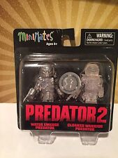 Predator Minimates TRU Series 3 Water Emerge Cloaked Warrior Predator Exclusive