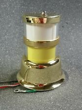 IGT S2000 Slot Machine Gold Short Yellow & White Top Box Candle Light