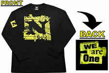 WWE Wrestling: Authentic NEXUS - We Are One Long Sleeve T-Shirt - YOUTH LARGE