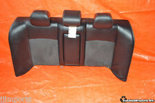08 10 LANCER EVOLUTION X MR OEM REAR LEATHER SEAT UPPER BACKSEAT EVOX CZ4A