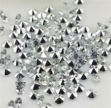 High quality 200pcs 4mm WhiteCrystal beads Point back Rhinestones Resin Chatons