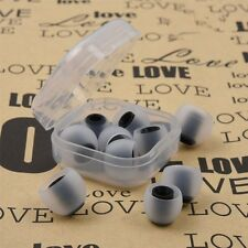 Replacement Silicone Ear Tips Earbuds Eartips for Sennheiser cx3.00 cx5.00