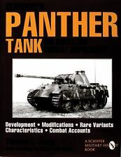Book - Germany's Panther Tank: The Quest for Combat Supremacy