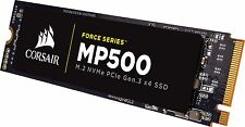 Corsair Force MP500 Series M.2 SSD 240GB Internal Drive (CSSD-F240GBMP500)