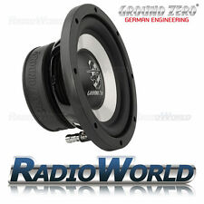 "Ground Zero Iridium GZIW250X 10"" Sub Subwoofer Bass Car Audio 500W 25cm"