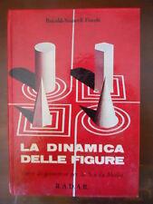 Libro Vintage Scuole medie geometria LA DINAMICA DELLE FIGURE 1971 [P7]