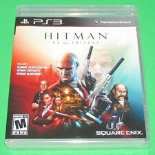Hitman HD Trilogy Playstation 3 PS3 Factory Sealed
