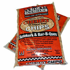 Smokehouse Products Inc Smoker Wood Chips - 2 Bags Cherry