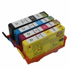4PCS Good Ink Set Cartridge For HP 364XL Black/Cyan/Magenta/Yellow Ink F7