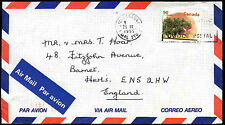 Canada 1995 Commercial Air Mail Cover To UK #C38569