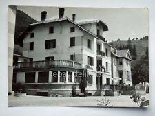 LAGO DI SAURIS Albergo DOMINI Carnia Udine vecchia cartolina