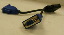 Lot of 10DVI Link 59pin Male to Dual VGA Female Monitor Adapter Y-Splitter Cable