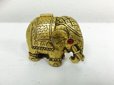 Vintage elephant Solid Perfume Compact by Max Factor