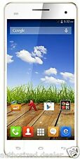 Micromax Canvas HD Plus A190 - SEAL PACKED- Dual Sim, HD Display, WHITE Color