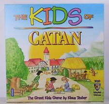 The Kids of Catan by Klaus Tauber Child Version Of Settlers Of Catan - Complete