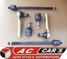 Inner & Outer Tie Rod End W/Lower Ball Joints SUBARU Outback Baja Legacy Suspens