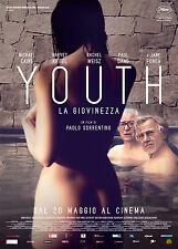YOUTH  - La Giovinezza  - poster film 70x100