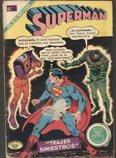 Superman #802 Comic Spanish Mexican Novaro 1971