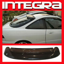 JDM 1994 Integra DC 2 door Rear Roof Window Visor w/ Brackets Sun Wind Deflector