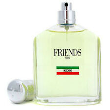 Friends by Moschino 2pc Set (4.2 oz Eau De Toilette Spray + 4.2 oz After Shave)