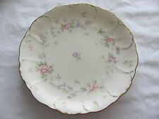 Mikasa Ivory Bone China Remembrance Floral Brushed Gold - Salad Plate(s)-8 Avail