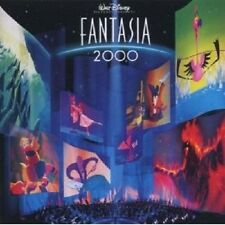 FANTASIA 2000  CD ORIGINAL SOUNDTRACK/FILMMUSIK  NEU