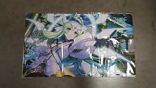 Luck & Logic Believe & Betray Athena Official Playmat SEALED NEW