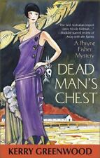 Dead Man's Chest: The Phryne Fisher Series (A Phryne Fisher Mystery)-ExLibrary