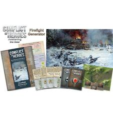 Conflict of Heroes Awakening Bear Firefight Generator Expansion Brand New
