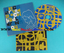 CD Singolo Badly Drawn Boy Once Around The Block TNXL009CD PROMO CARDSLEEVE(S22)