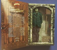 Frankenstein Meets The Wolf Man figure  Sideshow Universal Monsters Bela Lugosi