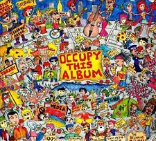 Occupy This Album by Various Artists (2012, 4 Discs, Music for Occupy) NEW CD