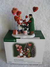 DEPT 56 - Christmas in the City - FOR YOUR SWEETHEART - MIB - #58987