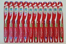 12 Pack Colgate Toothbrush Firm Hard Full Head Extra Clean New Free Shipping