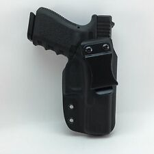Black Kydex IWB holster RH Glock 19/23/32