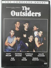 The Outsiders - P. Swayze,T. Cruise, M. Dillon, R. Lowe, R. Macchio, F. Coppola