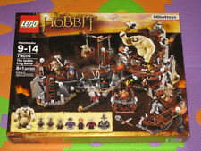 LEGO 79010 The Hobbit 79010 The Goblin King Battle NEW