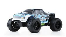 1/10 2.4Ghz Exceed RC Infinitive EP Off-Road Truck RTR Brushed Motor Fire Blue