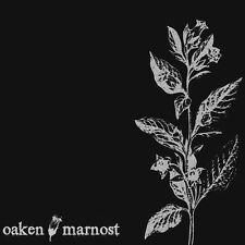 OAKEN / MARNOST split LP NEW his hero is gone, amen ra